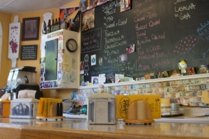 The Wrap Shack is a must-try eatery in town.