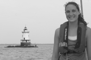 Lighthouses dot the rocky shores of Narragansett Bay.