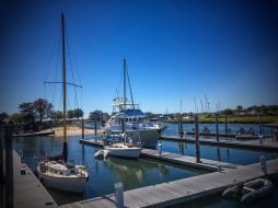 Just a short hop from our homeport, we found Westbrook (and the Brewer marina there) to be a gem hiding in plain sight.