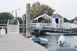 If you cruise down the coast, especially in the off season, you should seriously consider stopping in Clinton. And get the breakfast at the town marina!